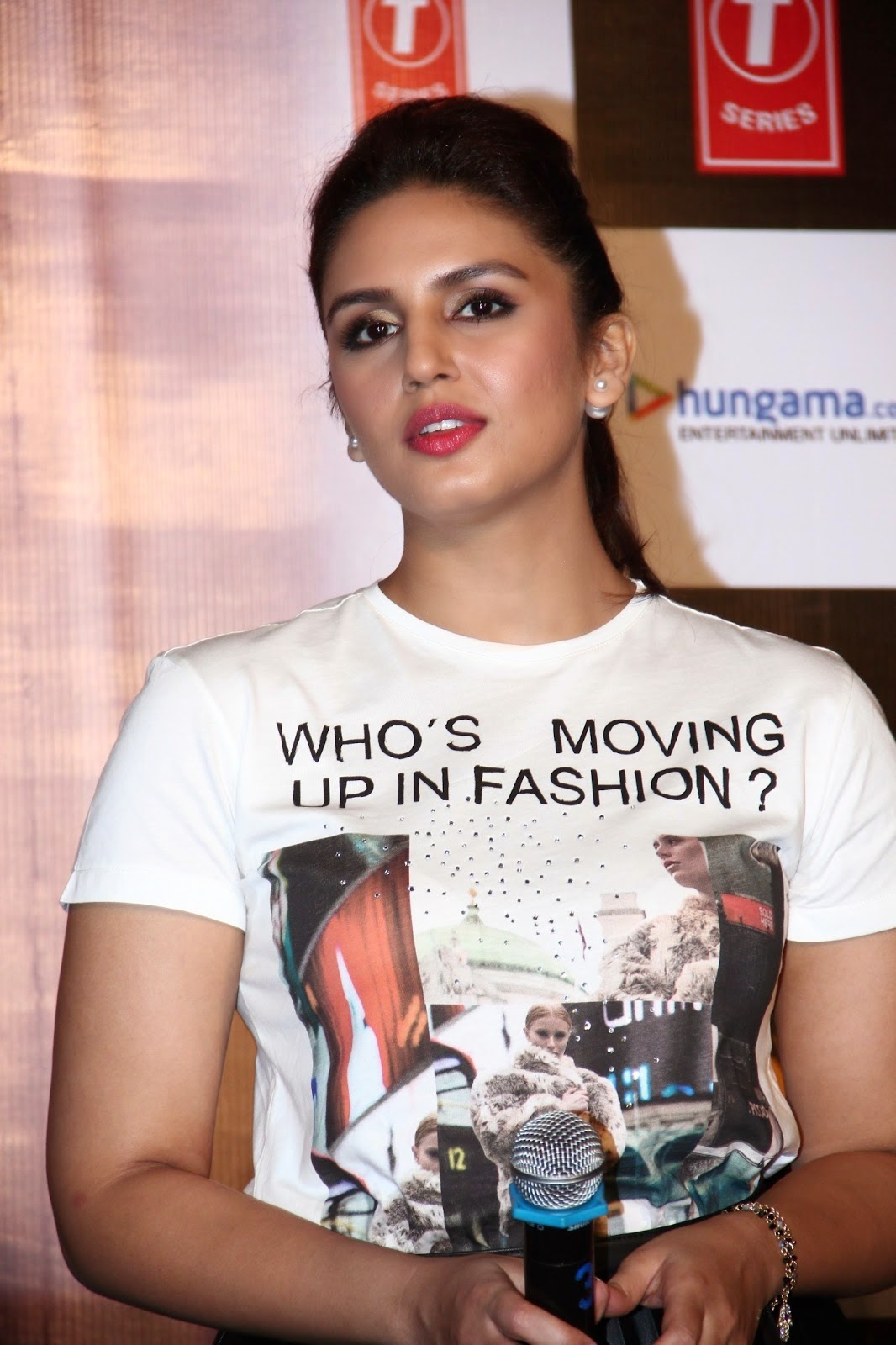 Huma Qureshi Latest Stills In White Dress