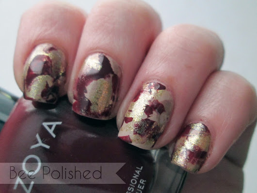 26 Great Nail Art Ideas – Autumn - Bee Polished