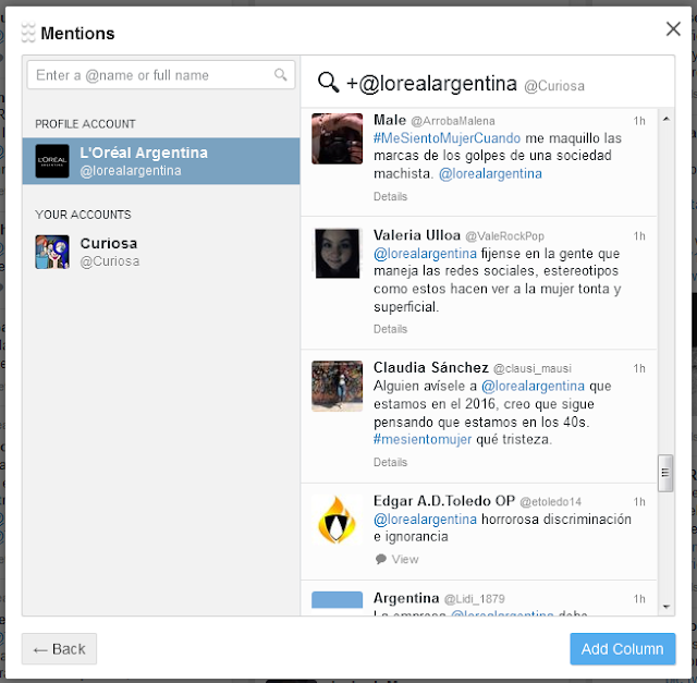 Loreal-argentina-otras-menciones-Twitter