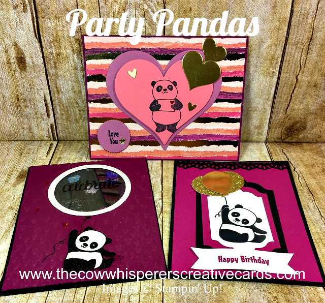 Card, Party Panda, Celebrate, Birthday