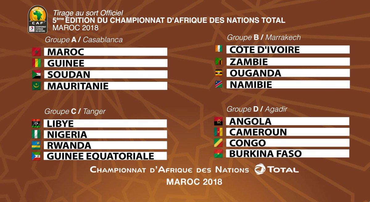 presentazione stadi campionato nazioni africane marocco 2018