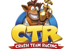 Game Legendaris Crash Team Racing (CTR) versi remake akhirnya akan rilis di tahun 2019