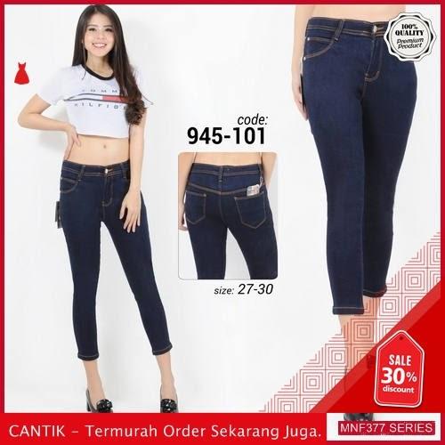 MNF377J116 Jeans 945101 Wanita Denim Jeans Celana terbaru 2019 BMGShop