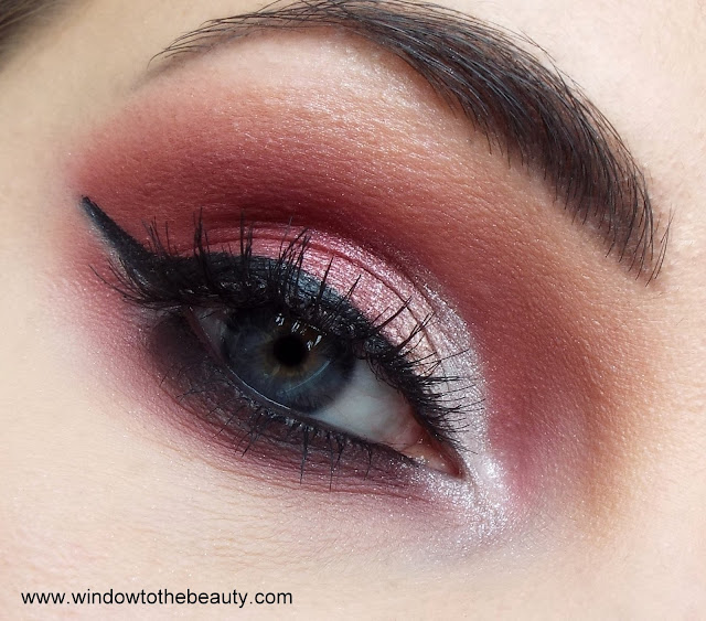 Sophx Extra Spice pink Makeup