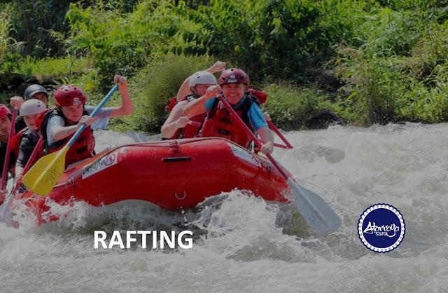 imagen Rafting rio neveri