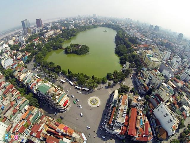 Hanoi'de nerede kalınır - Hoan Kiem