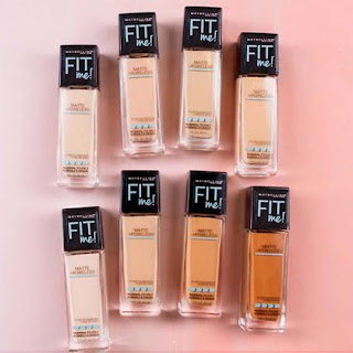 Maybelline Fit Me Foundation Review Hindi