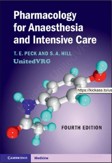 Pharmacology for Anaesthesia and Intensive Care, 4th Edition (2014) [PDF]