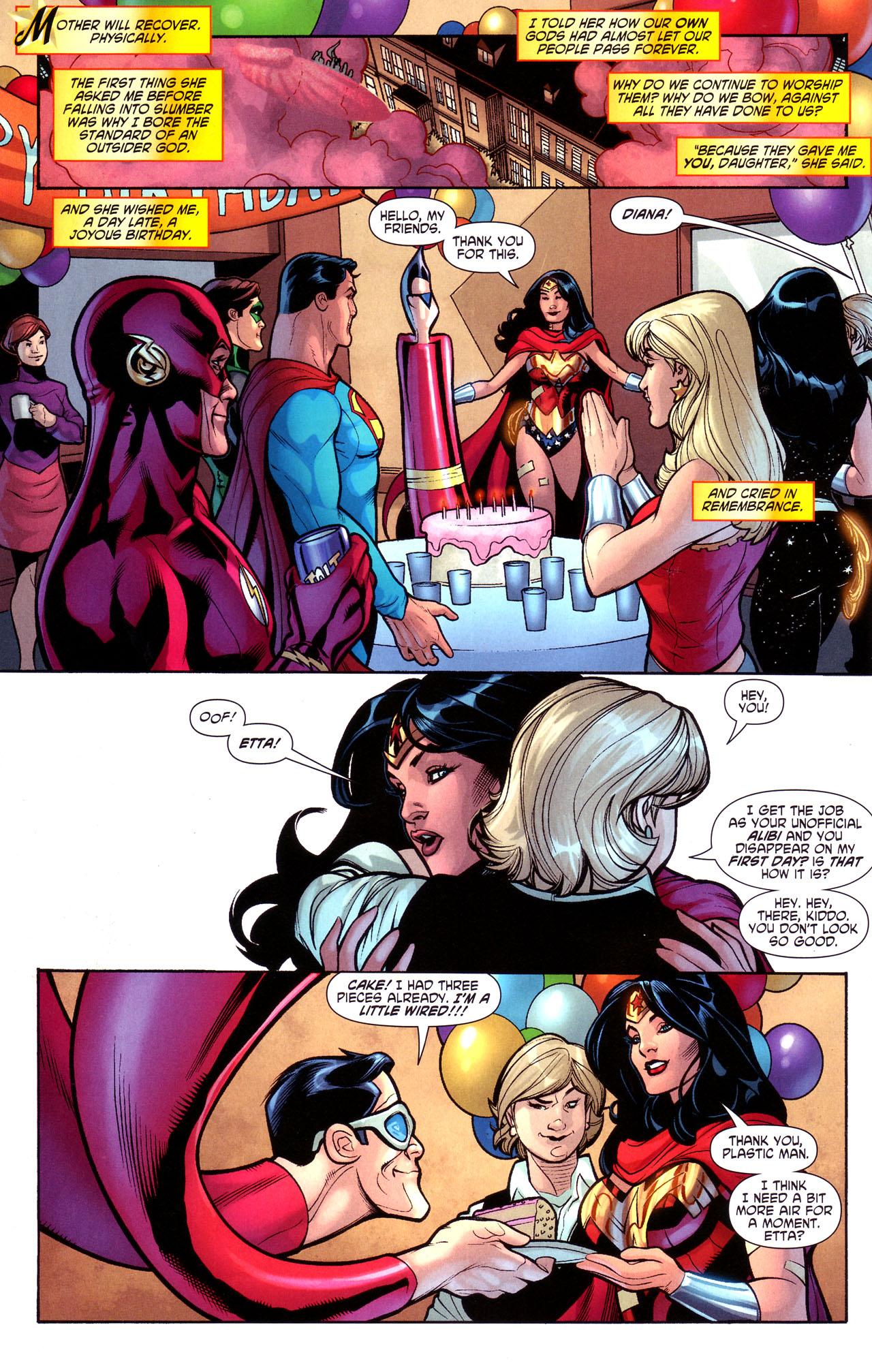 Read online Wonder Woman (2006) comic -  Issue #17 - 22