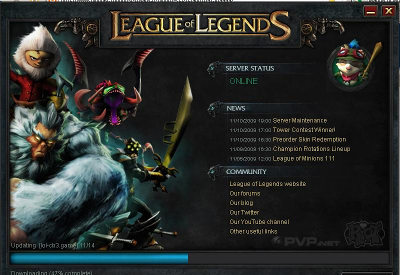 league of legends free download full game pc new version