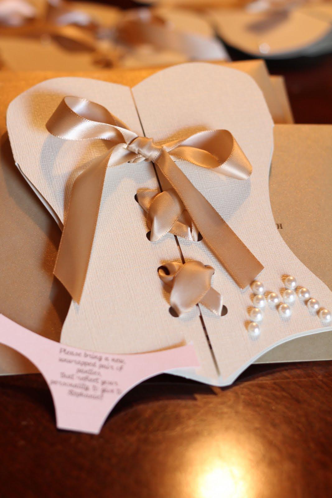 Bridal Lingerie Party 8