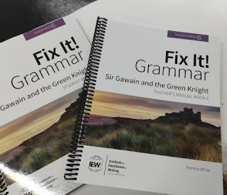 fix it! grammar set
