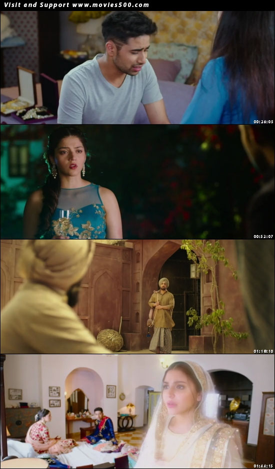 Phillauri 2017 Full 300MB Download HD at movie500.com