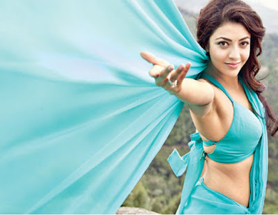 Why Kajal Agarwal is not happy with Khaidi No.150 - Kajal Agarwal Sexy Stunning Stills from the Movie Khaidi No150-Dont Miss it