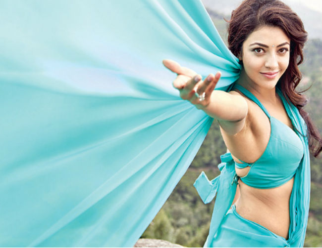 Kajal Agarwal Sexy Stunning Stills from the Movie Khaidi No150-Dont Miss it