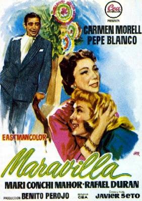 Maravilla 1957 | Caratula
