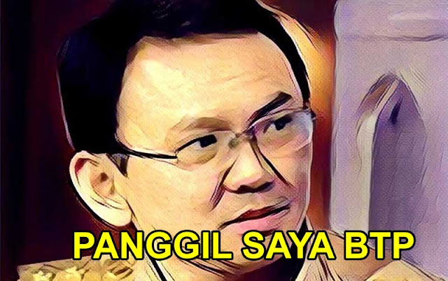 Channel BTP Ahok