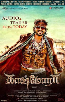 Kaashmora 2 2017 Hindi Dubbed WEBRip 480p 400Mb x264