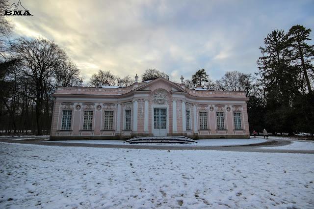 wandern München - outdoor blog - wanderblog - Nymphenburg