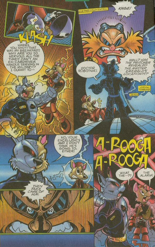 Read online Sonic The Hedgehog comic -  Issue #140 - 13