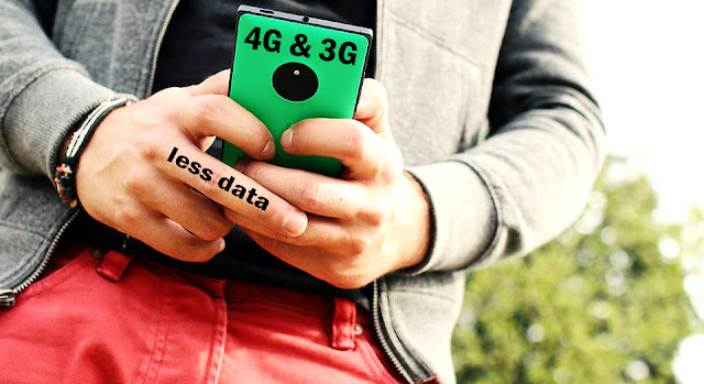 tips hemat paket data 3G 4G