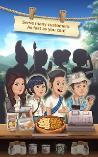 Warung Chain: Go Food Express Apk