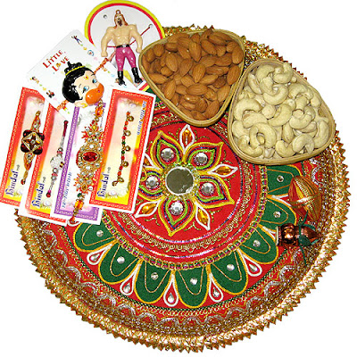 best-raksha-bandhan-thali-decoration-ideas-designs-images