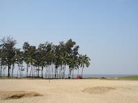Shirgaon beach