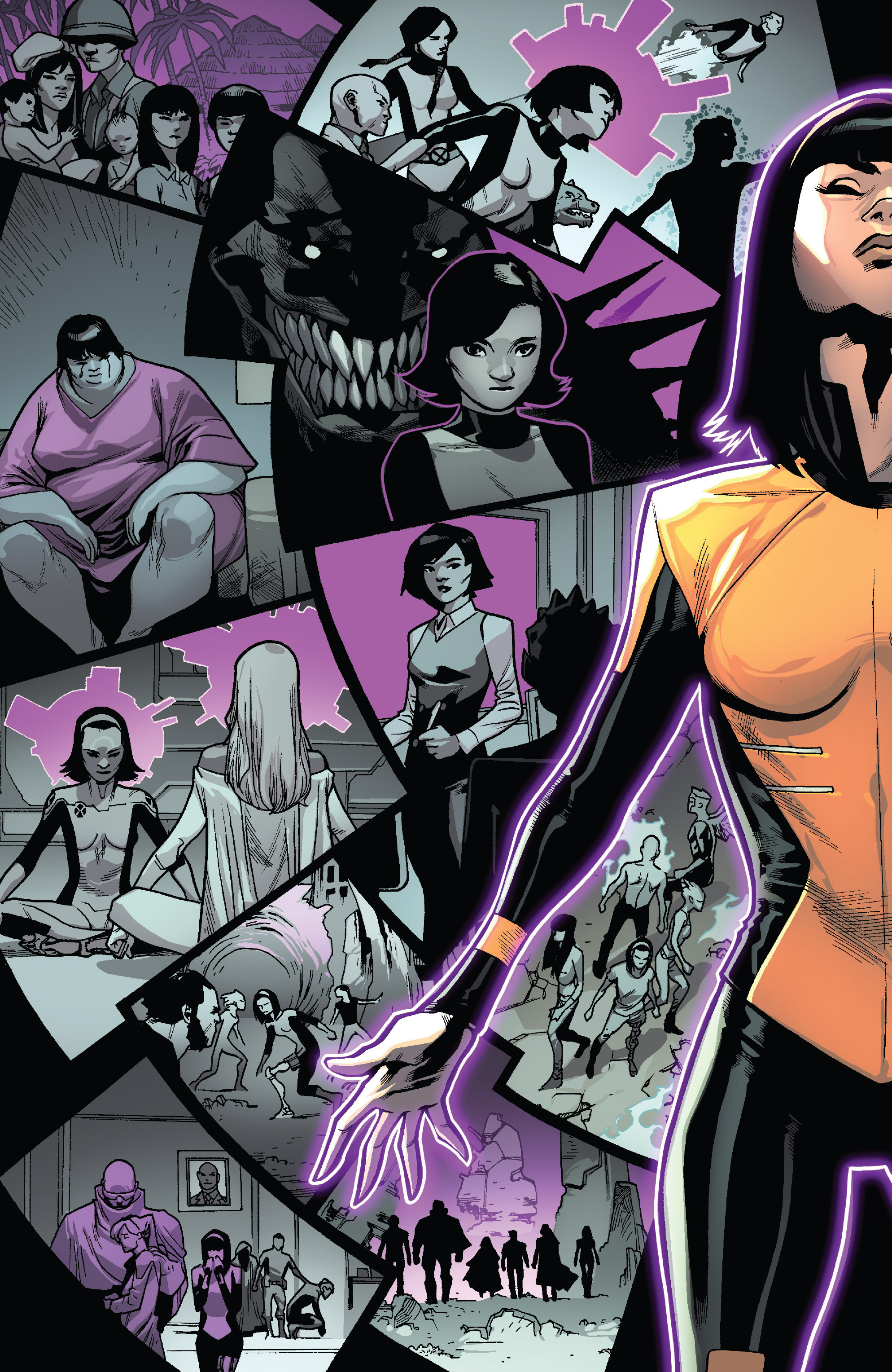 Read online All-New X-Men (2013) comic -  Issue #41 - 17