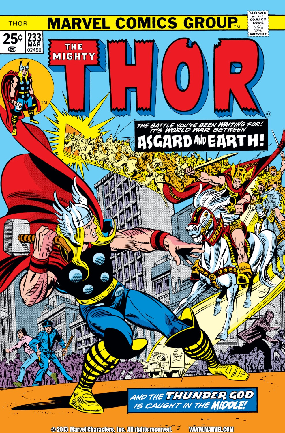 Thor (1966) 233 Page 1
