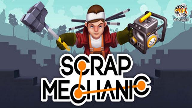 Scrap Mechanic v0.1.24 Free Download