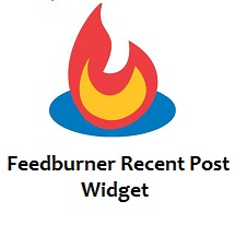 Activate Feedburner Recent Posts Widget
