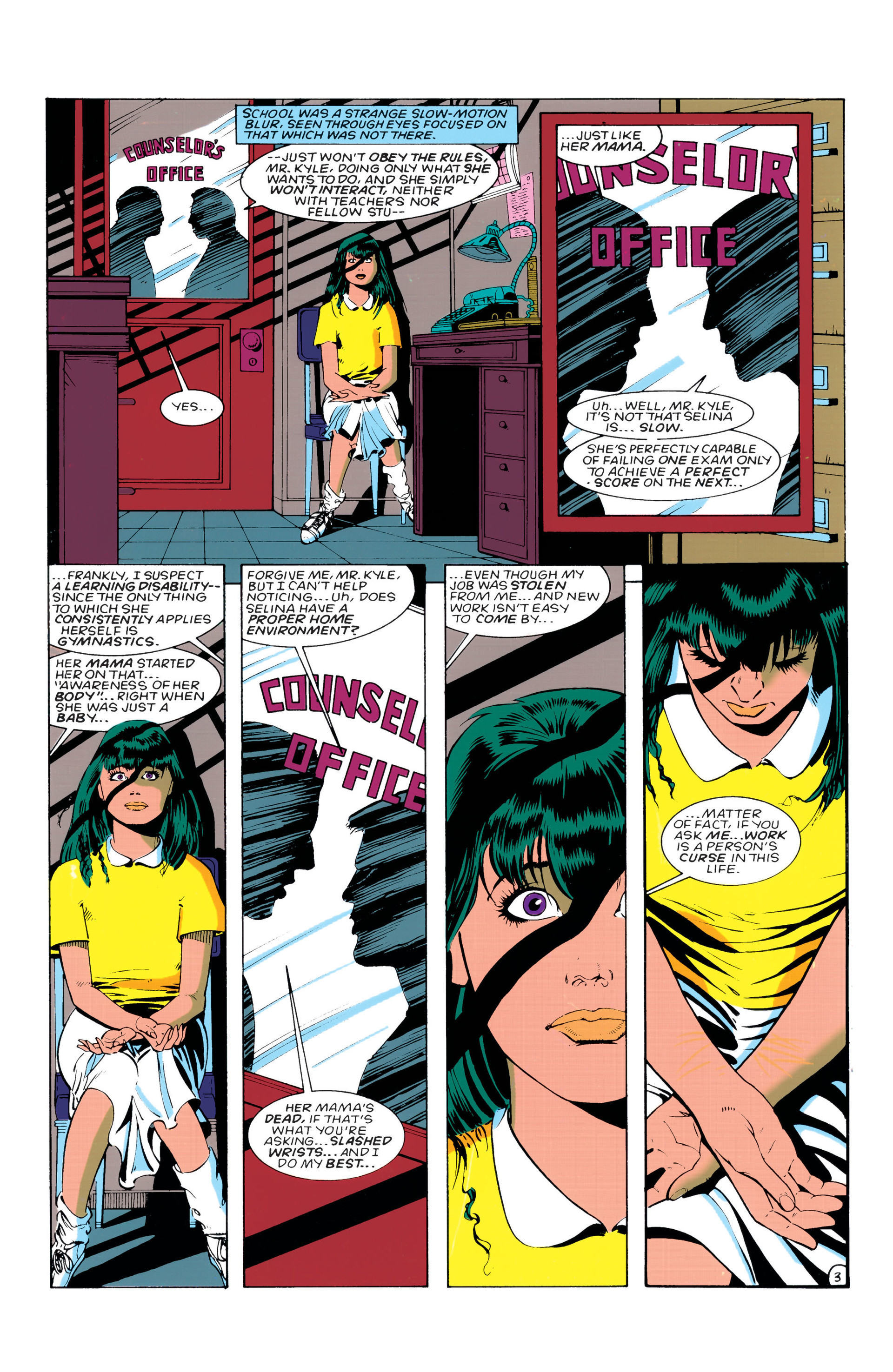 Catwoman (1993) Issue #0 #5 - English 4