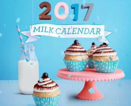 Milk Free 2017 Calendar Request Form