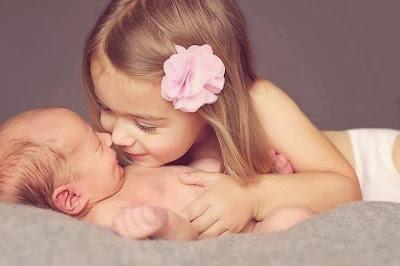 sevimli bebekler duvar kağıdı
