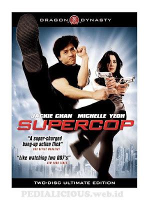 Sinopsis film Police Story 3 (1992)