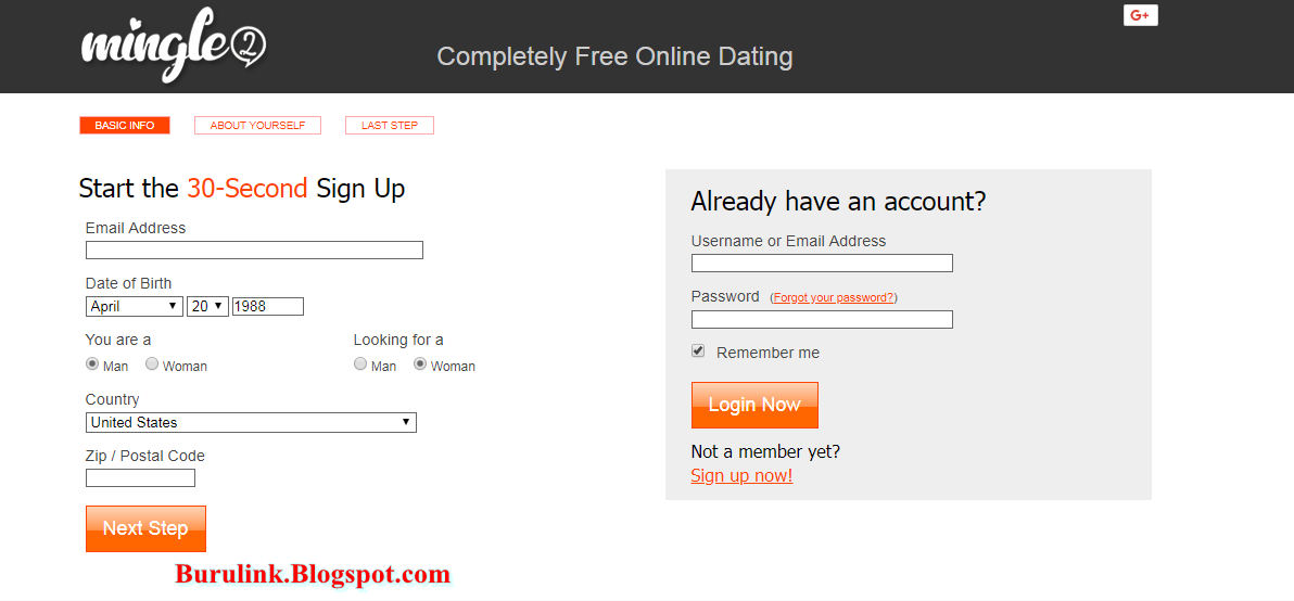 Dating email free receive service