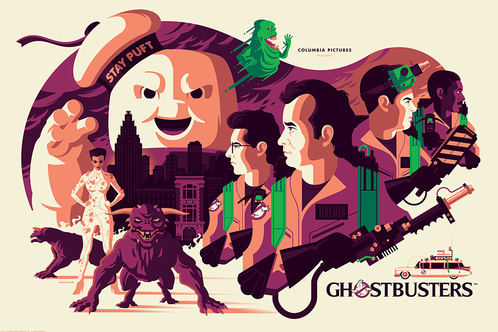 The Blot Says Sdcc 2018 Exclusive Ghostbusters Gid