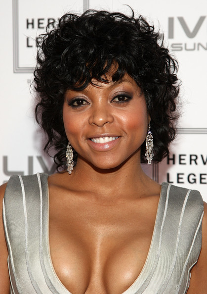 Taraji P Henson The Bikini Beach