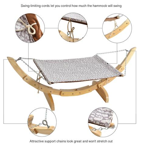The Pet Magasin cat hammock review by barbies beauty bits
