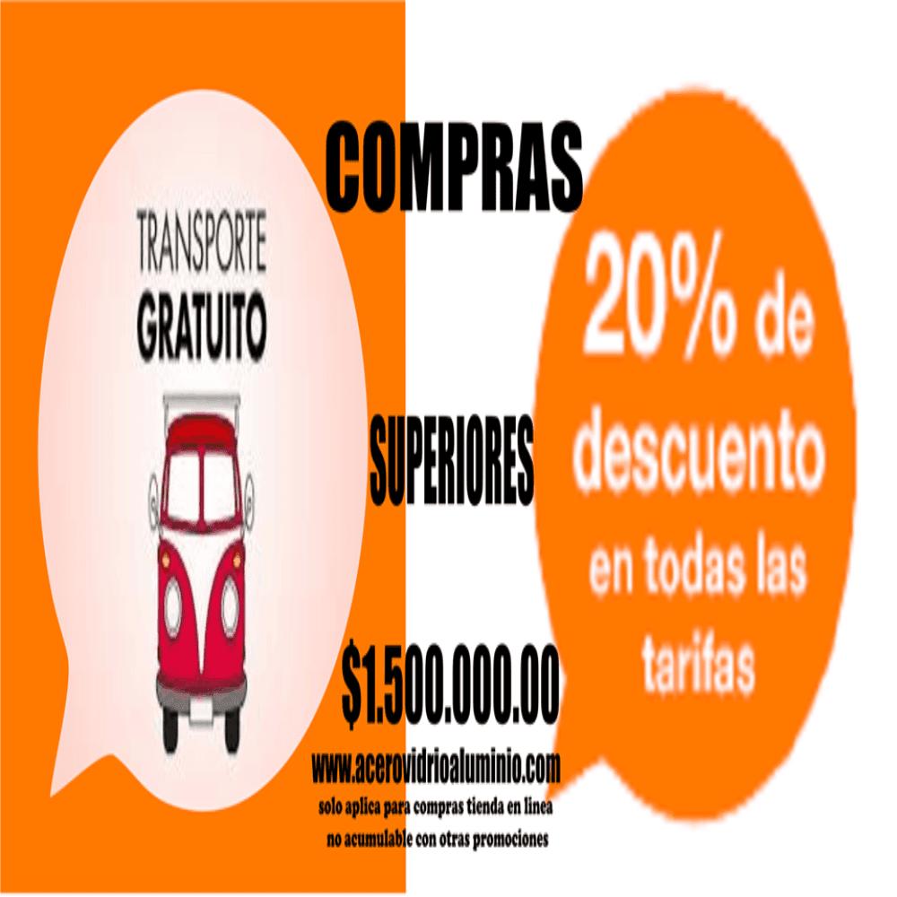 20% Compras Superiores