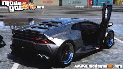 Lamborghini Huracan Lp610-4 Liberty Walk Stance