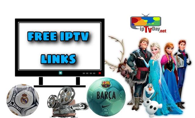 m3u iptv servers for free ★12/01/2018  ★Daily Update 24/7★