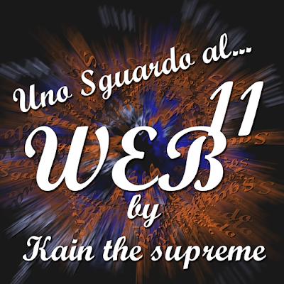 Uno sguardo al #web N° 11