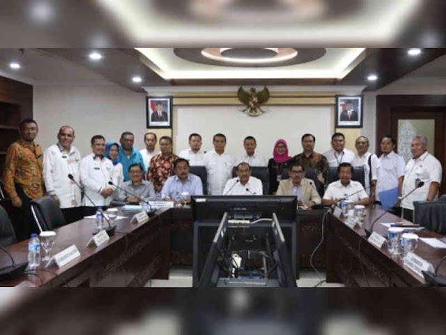 Percepat Pengesahan di DPR, 8 Gubernur Bahas RUU Daerah Kepulauan