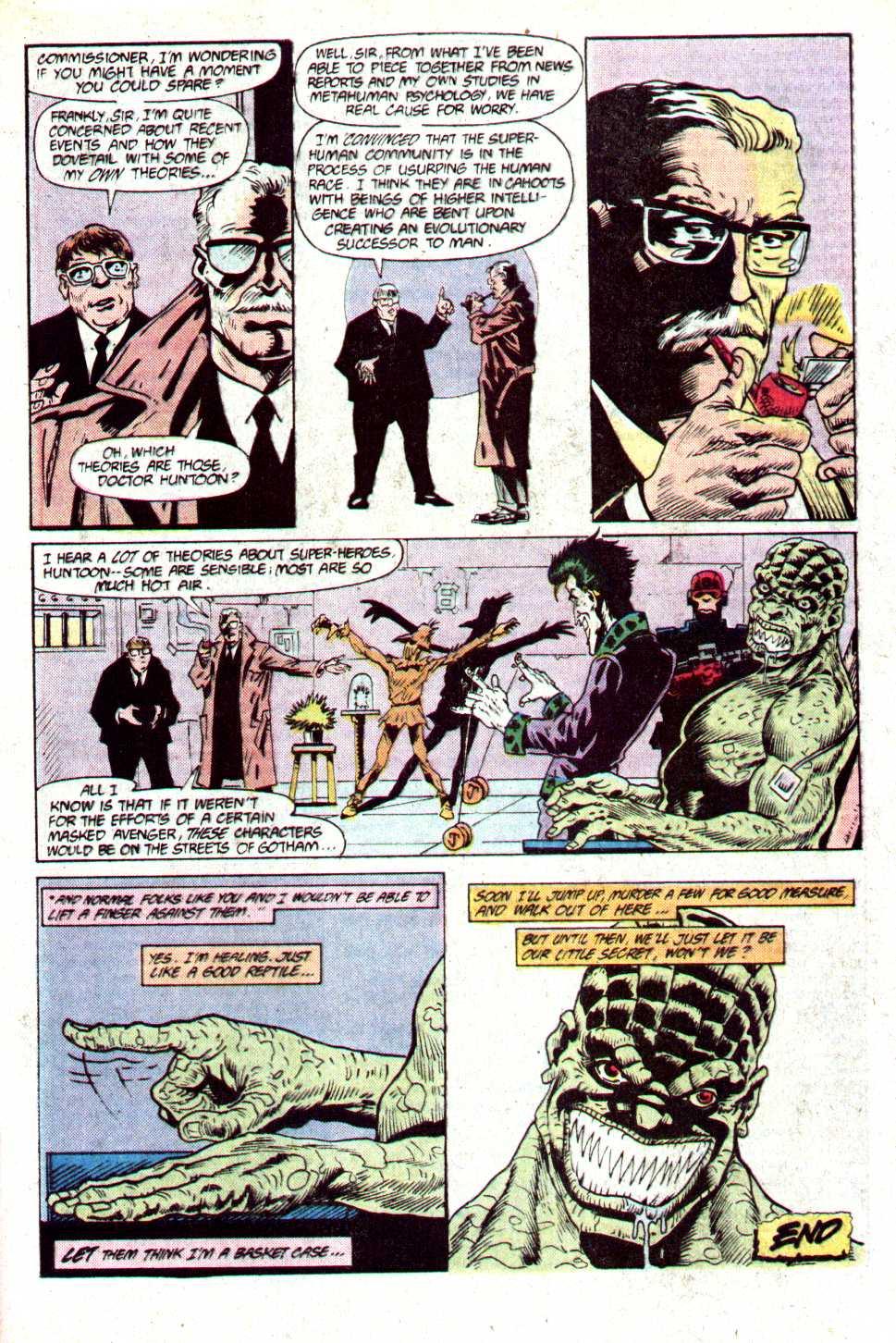 Read online Secret Origins (1986) comic -  Issue #23 - 42