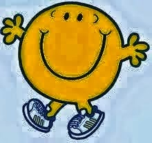 Happy walker