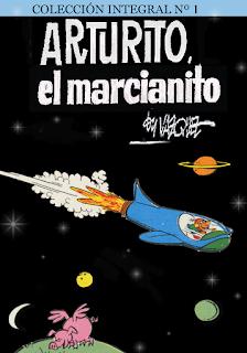 Integral de Arturito el Marcianito