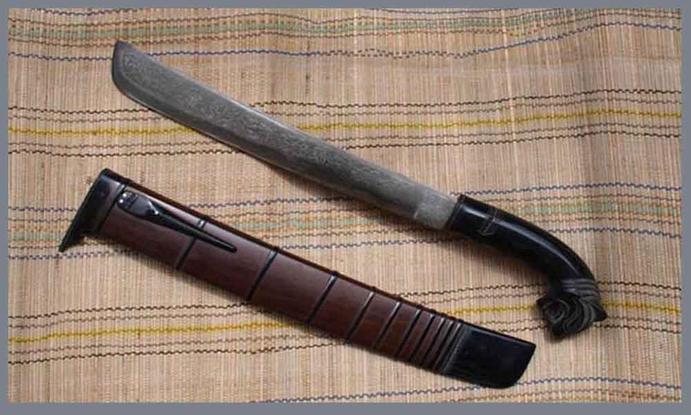 Bedog, Senjata Tradisional Dari Jawa Barat