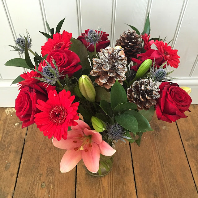 Festive Flowers Bouquet